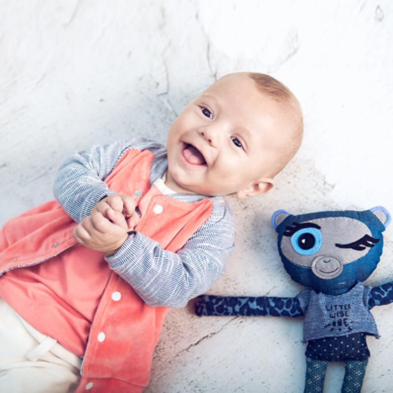 Babykleding Moodstreet baby zomer