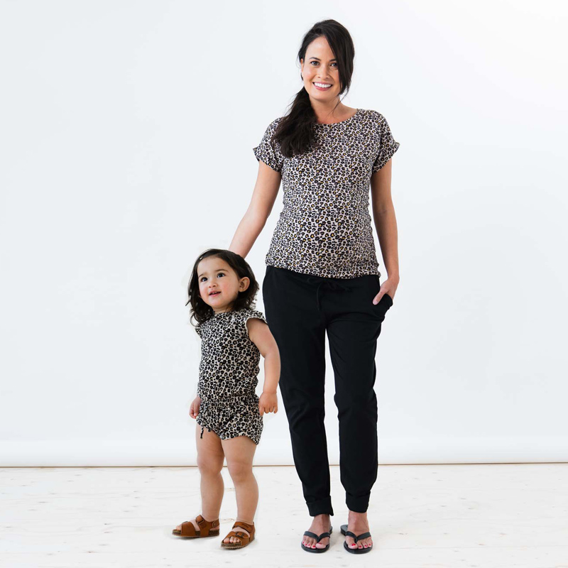 positiemode prenatal zwanger zomer