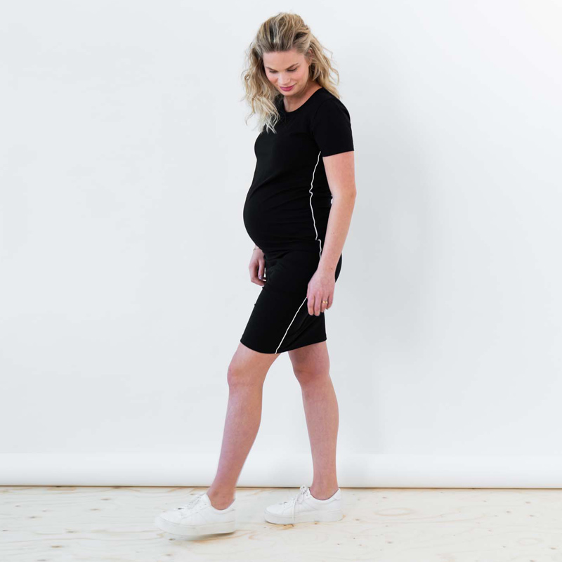 summer positiemode prenatal zwanger
