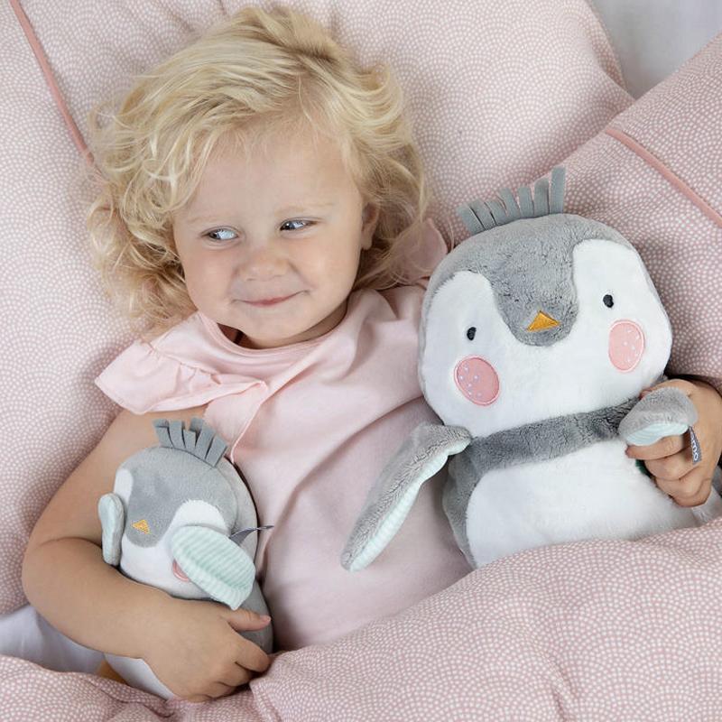 Babyspeelgoed van Tiamo heeft een hoog knuffelgehalte