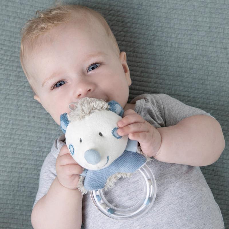 Tiamo babyspeelgoed is vrolijk en schattig
