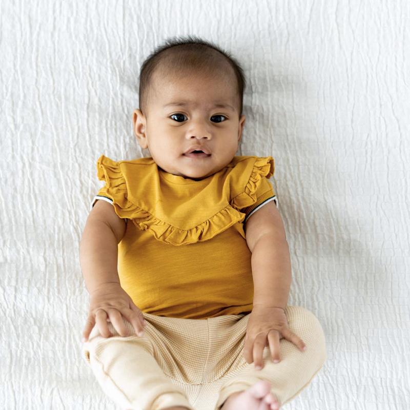 Nieuwe collectie babykleding prenatal juli