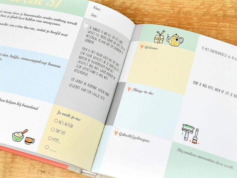 nieuwe memorybooks by pauline oud