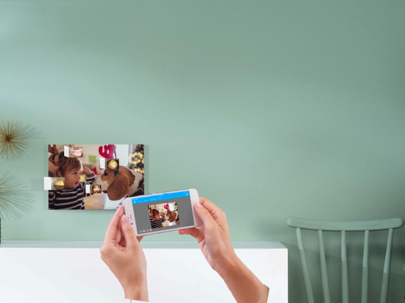 Eenvoudig vakantiefoto's ontwerpen met de Pixum app