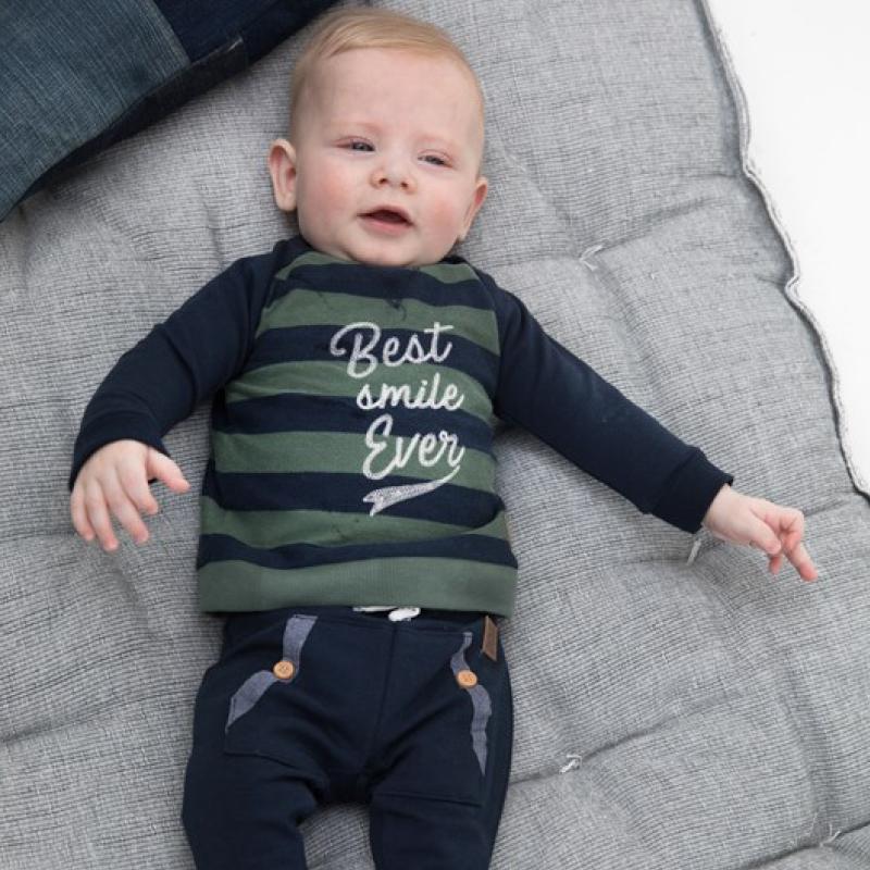 Nieuwe collectie babykleding winter feetje 2019