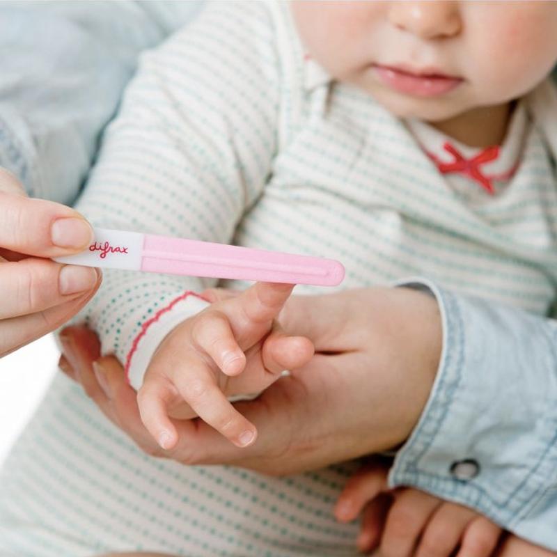 Difrax verzorgingsproducten manicure
