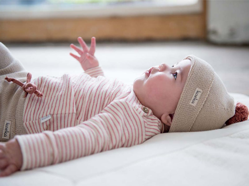 Nieuwe collectie babykleding winter 2019 Koeka