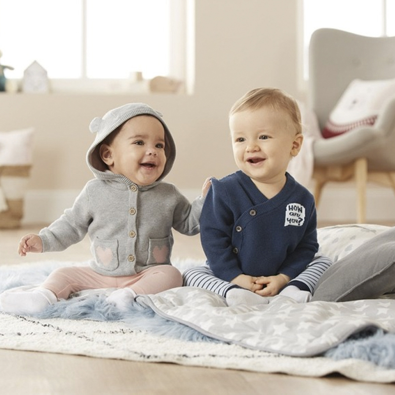 Nieuwe collectie babykleding Lidl