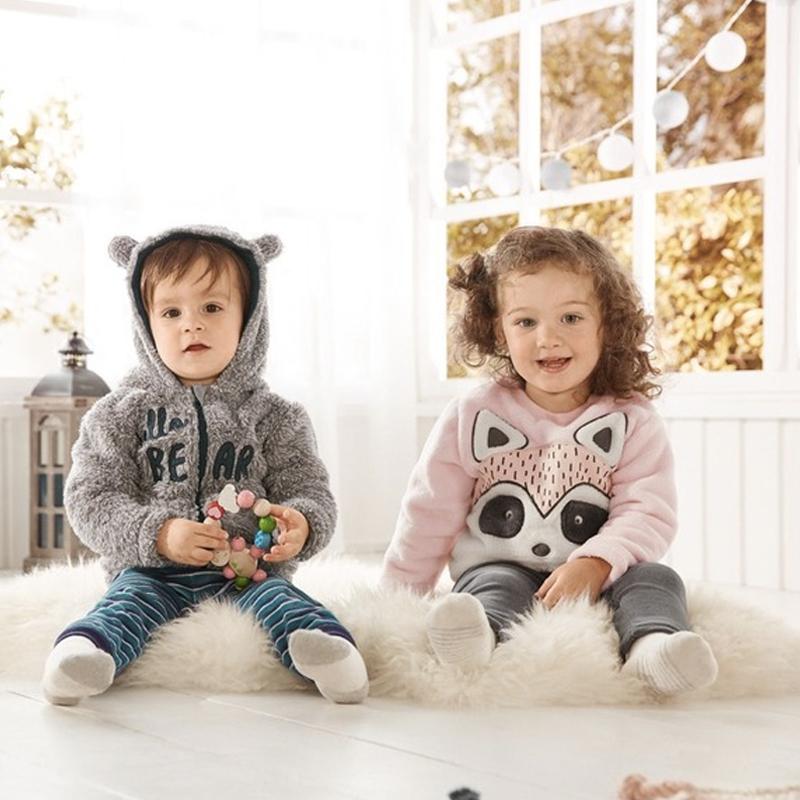 Lidle collectie babykleding winter 2019