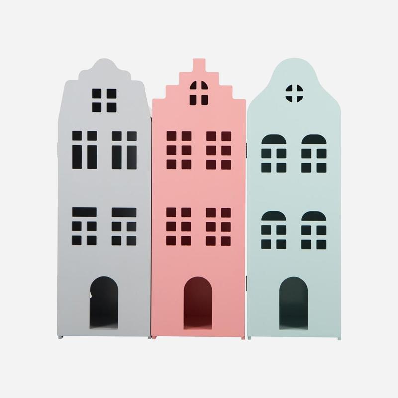 HEMA houten speelgoed 2019 huisjes