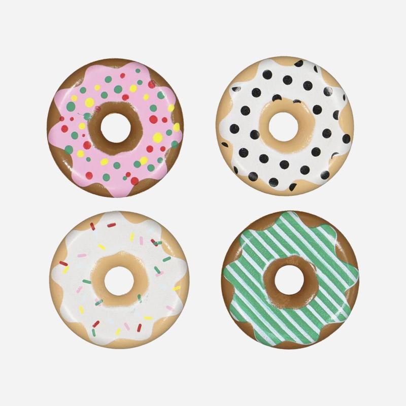 HEMA houten speelgoed 2019 donuts