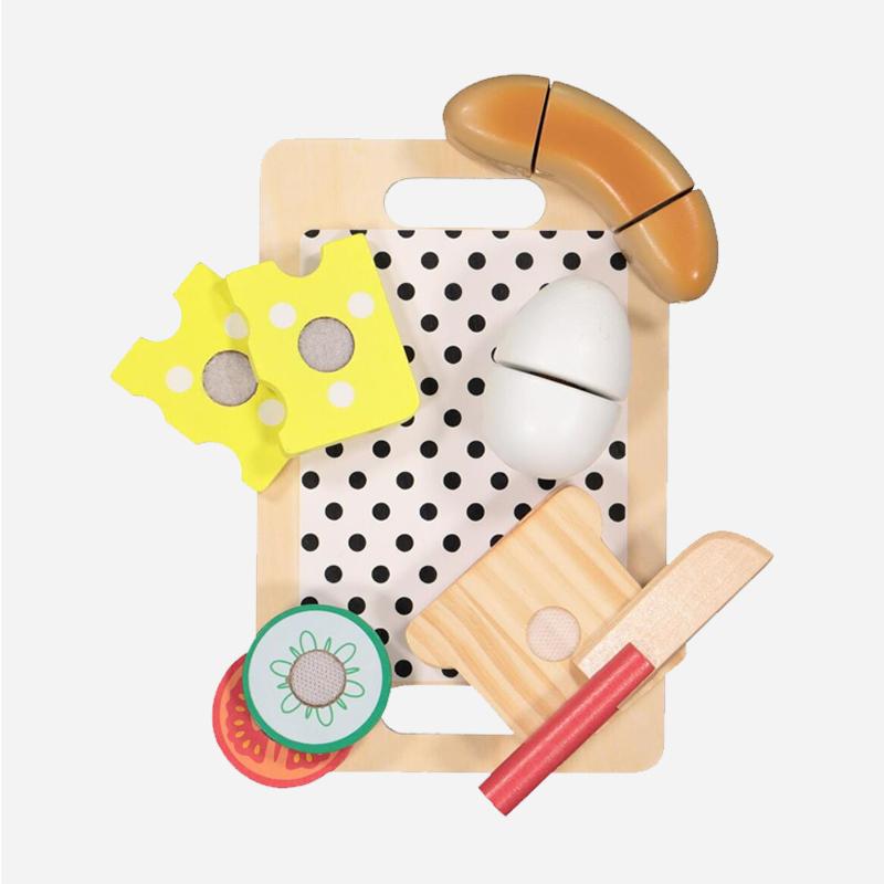 HEMA houten speelgoed 2019 keuken