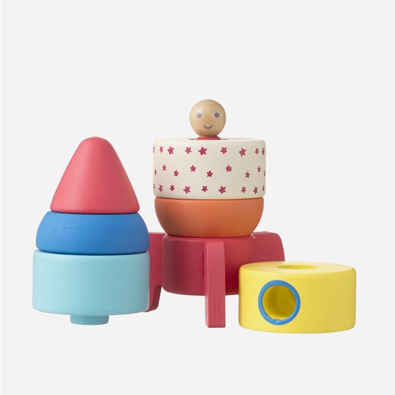 HEMA houten speelgoed 2019 raket