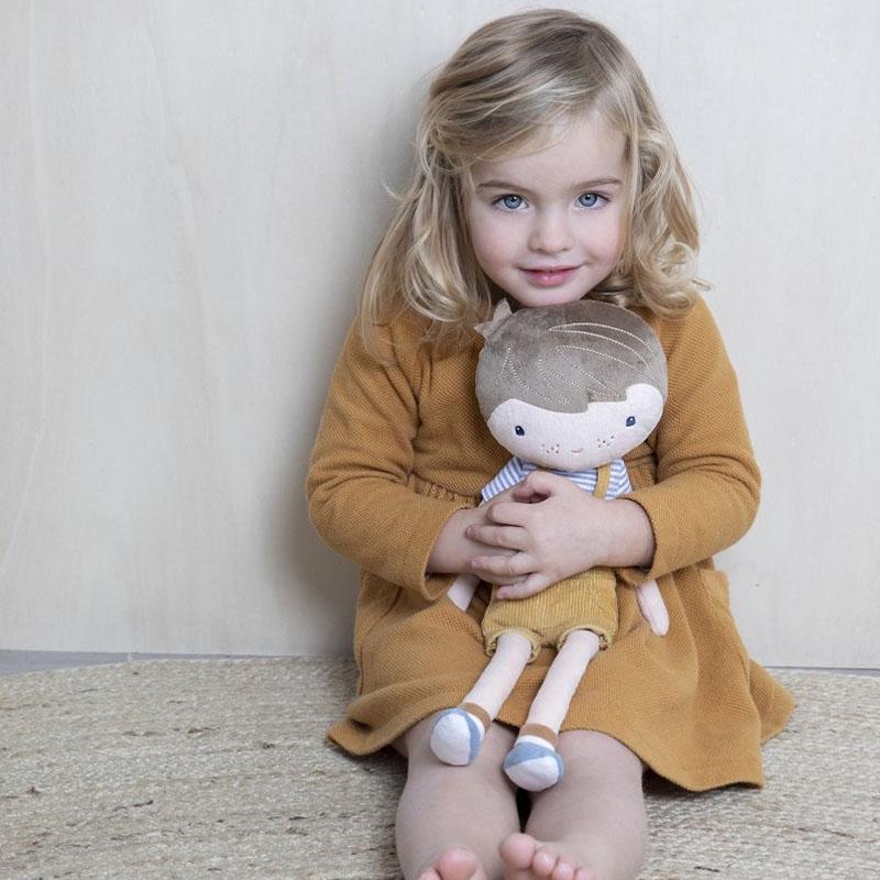 Little Dutch speelgoed knuffelpop