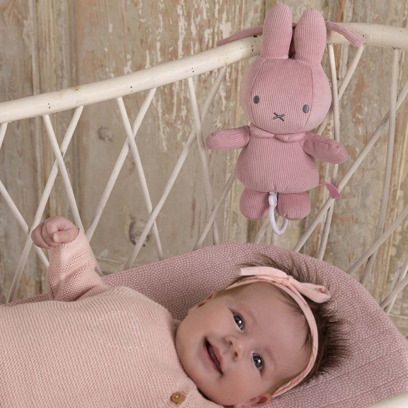 Nijntje baby collectie knuffel