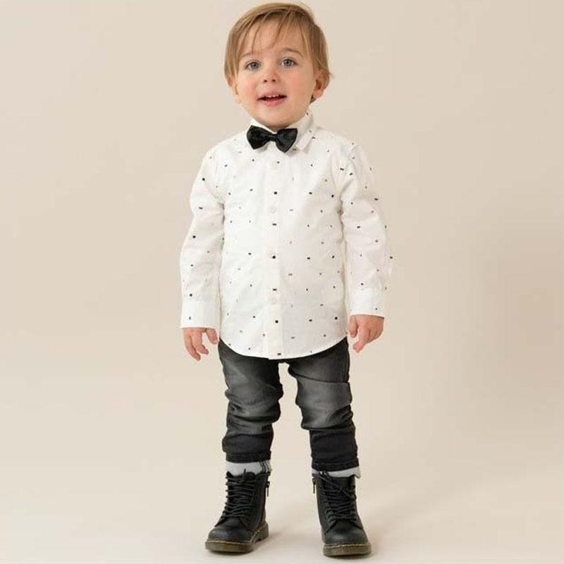 prenatal nieuwe feestcollectie witte blouse