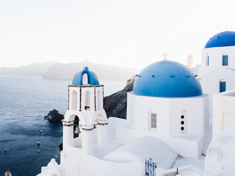 Babyparadijsjes in Griekenland
