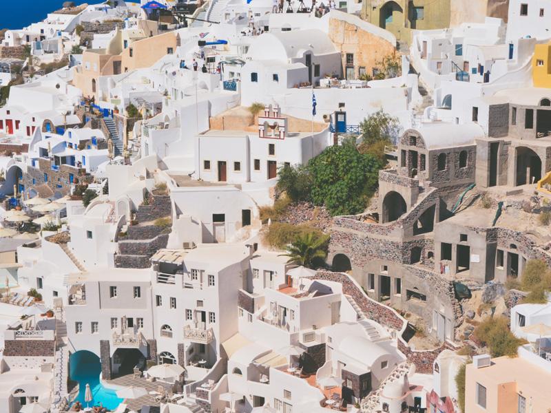 Griekenland Babyparadijsjes