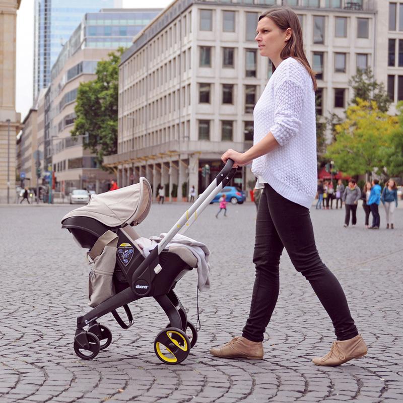 Doona autostoel en kinderwagen