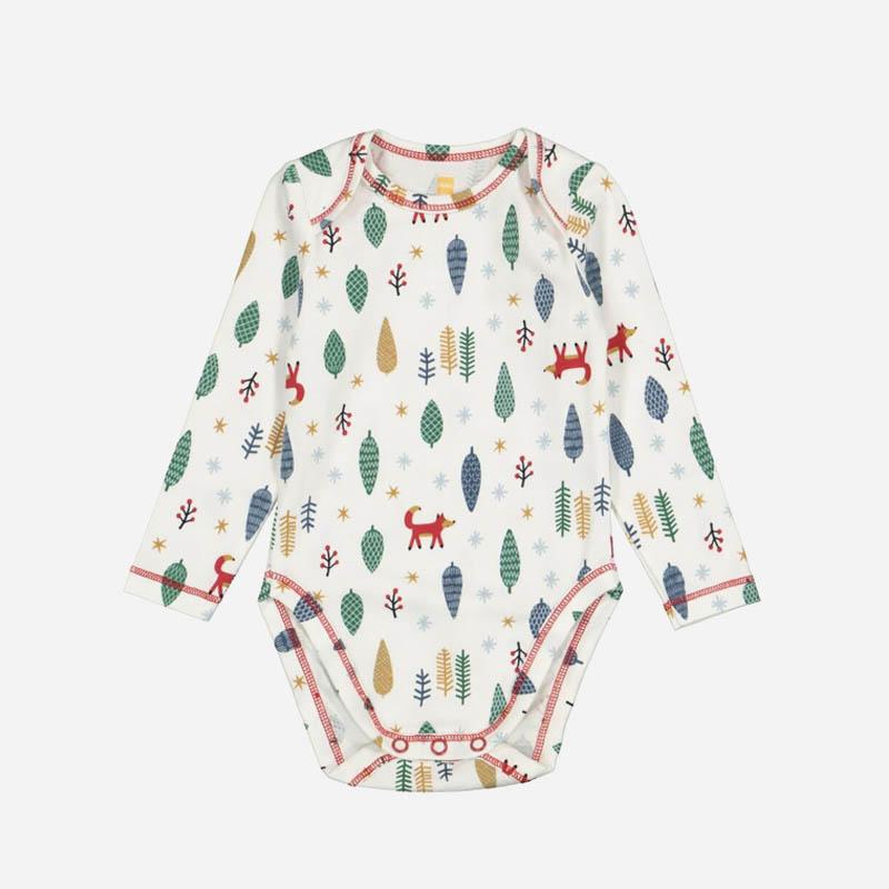 Hema kerst babykleding 2019 rompertje