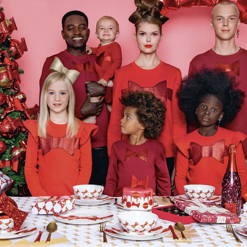 Hema kerst babykleding 2019 Viktor&Rolf feestcollectie