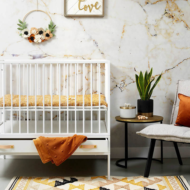 Meyco baby collectie wiegdeken
