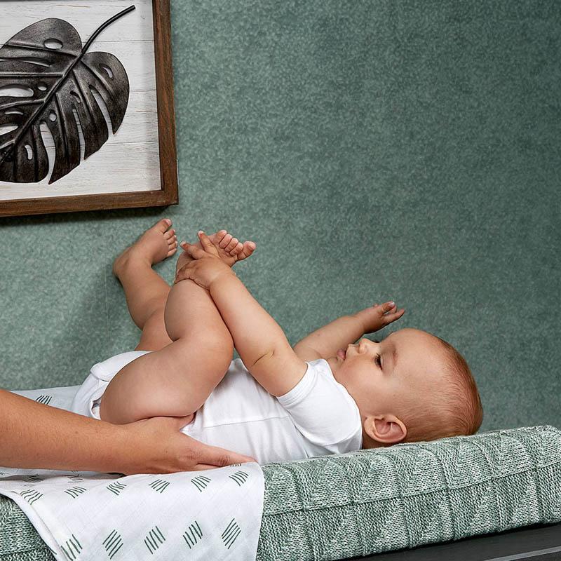 Meyco baby collectie ledikantdeken