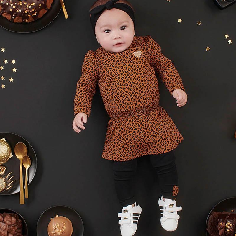 z8 baby en peuterkleding x-mas kerst anastacia leopard