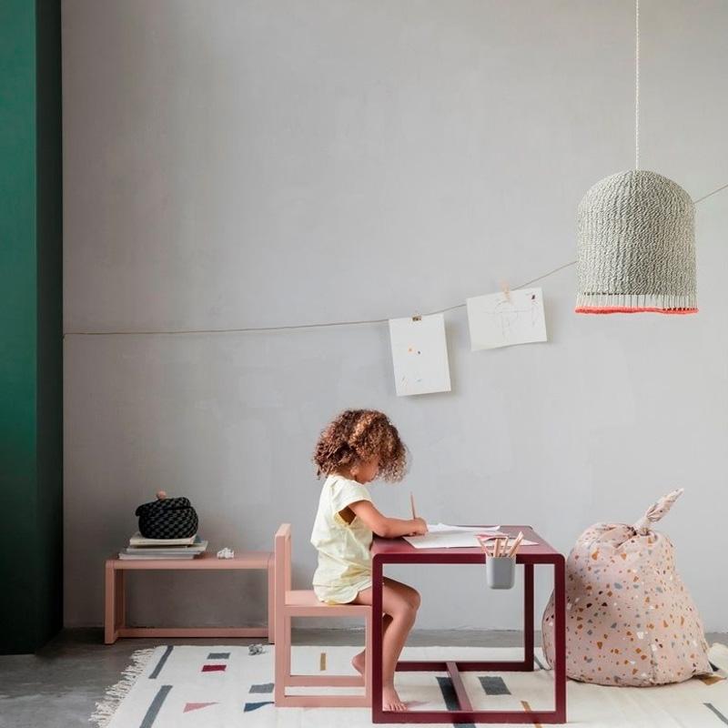 ferm living baby tafel stoel