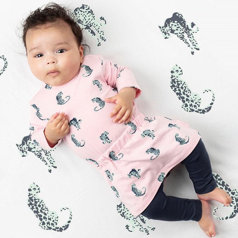 garderobe voor je pasgeboren baby meisje