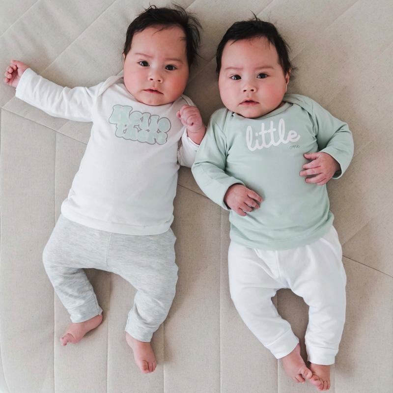 prenatal baby newborn fresh start babykleding
