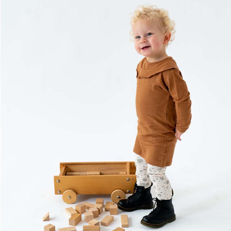 prenatal januari collectie 2020 baby meisjes jurkje