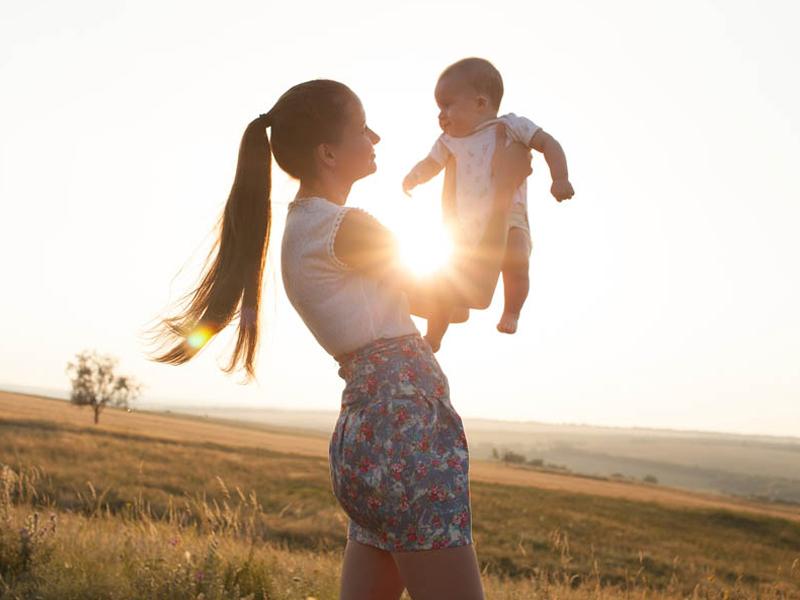 Je baby beschermen tegen de zon