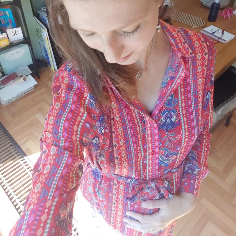hoogsensitief en zwanger mama Alysia