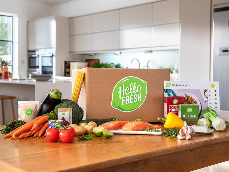 hellofresh back to school