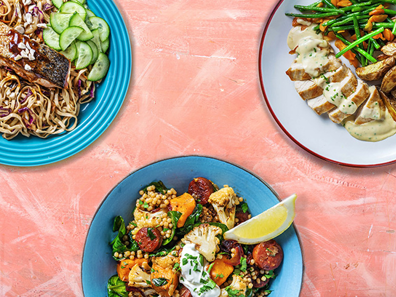 back to school met hellofresh
