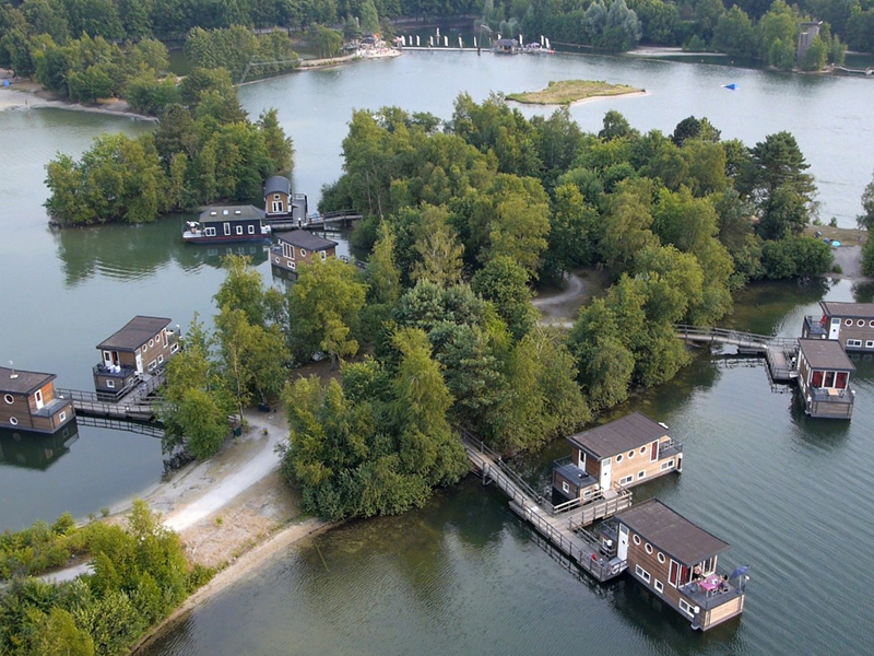 Vakantiepark Nederland kind