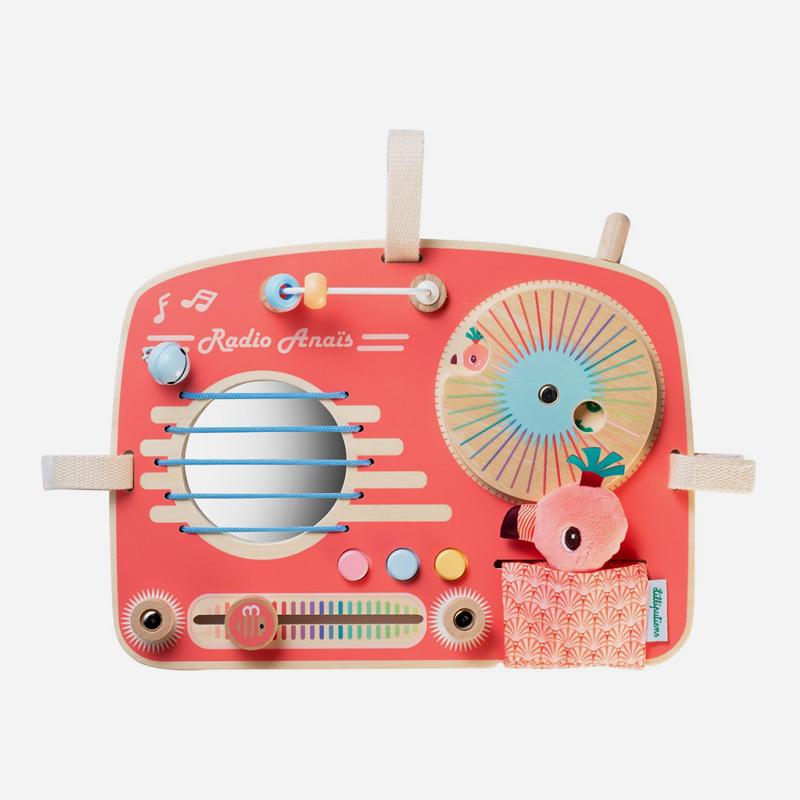 Nieuw speelgoed PSikhouvanjou radio