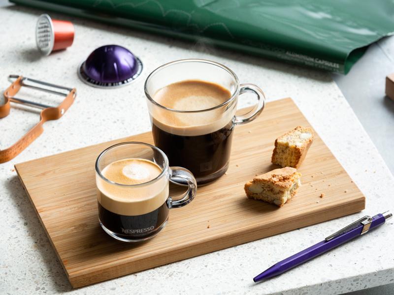 moment voor jezelf Nespresso